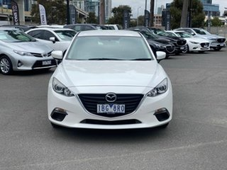 2014 Mazda 3 BM5478 Touring SKYACTIV-Drive Snowflake White Pearl 6 Speed Sports Automatic Hatchback.