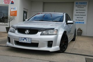 2008 Holden Commodore VE MY09.5 SV6 Grey 5 Speed Automatic Utility.