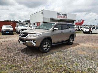 2015 Toyota Fortuner Wagon Avant-Garde Bronze Metallic Automatic