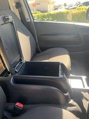 2017 Toyota HiAce KDH201R LWB White/040517 4 Speed Automatic Van