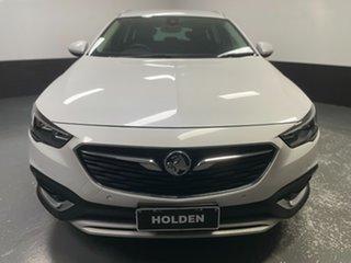 2018 Holden Calais ZB MY18 Tourer AWD White 9 Speed Sports Automatic Wagon.