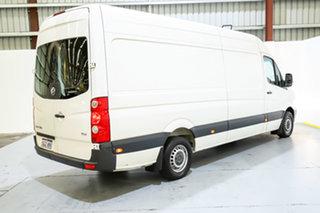 2016 Volkswagen Crafter 2EH1 MY15 35 TDI 300 LWB White 6 Speed Manual Van