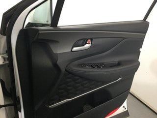 2020 Hyundai Santa Fe TM.2 MY20 Active X White 8 Speed Sports Automatic Wagon