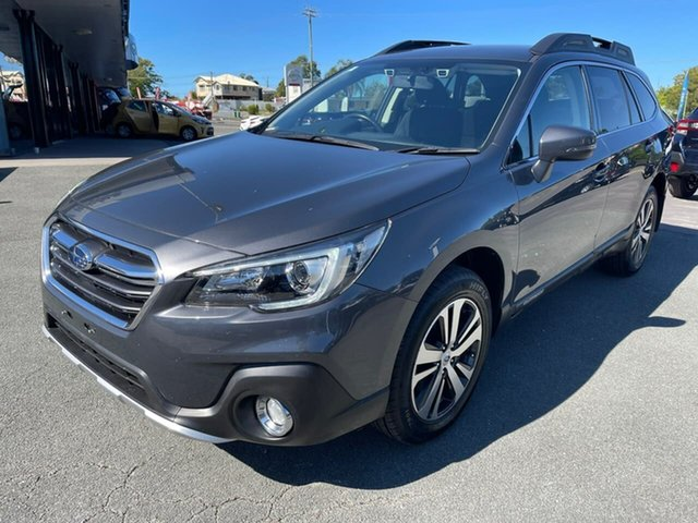 Used Subaru Outback B6A MY19 2.5i CVT AWD Gympie, 2019 Subaru Outback B6A MY19 2.5i CVT AWD Grey 7 Speed Constant Variable Wagon