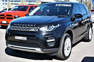 2017 Land Rover Discovery Sport L550 17MY HSE Black 9 Speed Sports Automatic Wagon