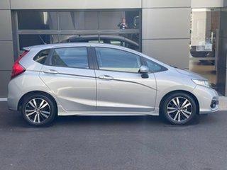 2019 Honda Jazz GF MY20 VTi-L Silver 1 Speed Constant Variable Hatchback.