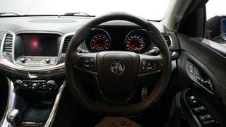 2016 Holden Commodore VF II MY16 SS V Silver 6 Speed Manual Sedan