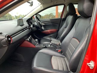 2015 Mazda CX-3 DK STOURING Red Sports Automatic Wagon
