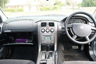 2006 Holden Commodore VZ Executive Blue 4 Speed Automatic Sedan