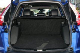 2019 Honda CR-V RW MY20 VTi-LX 4WD Brilliant Sporty Blue 1 Speed Constant Variable Wagon
