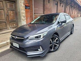 2020 Subaru Impreza G5 MY20 2.0i-S CVT AWD Grey 7 Speed Constant Variable Sedan.