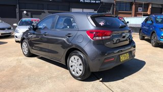 2018 Kia Rio YB MY19 S Grey 4 Speed Automatic Hatchback