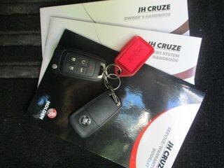 2016 Holden Cruze JH MY16 SRI Z-Series Grey 6 Speed Automatic Sedan