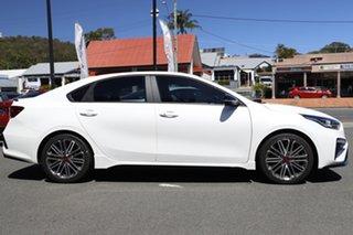 2021 Kia Cerato Snow White Pearl Sedan.
