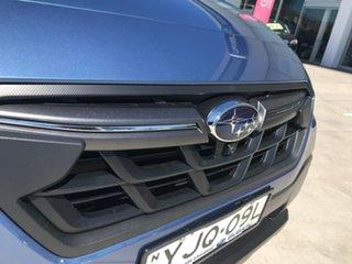 2021 Subaru XV G5X MY21 2.0i Premium Lineartronic AWD Horizon Blue 7 Speed Constant Variable Wagon