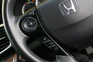 2013 Honda Accord 9th Gen MY13 VTi-L Champagne Frost 5 Speed Sports Automatic Sedan