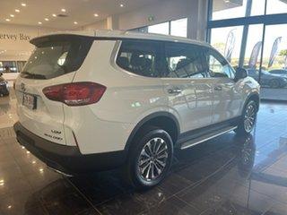 2020 LDV D90 SV9A MY19 Executive Blanc White 6 Speed Sports Automatic Wagon