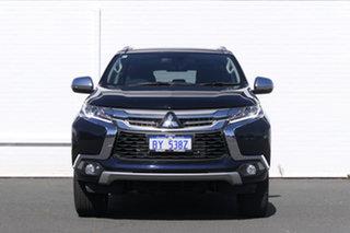2019 Mitsubishi Pajero Sport QE MY19 GLS Dark Blue 8 Speed Sports Automatic Wagon.