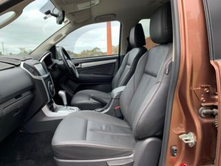2016 Isuzu MU-X (No Series) LS-T Brown Sports Automatic Wagon