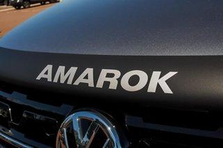 2021 Volkswagen Amarok 2H MY21 TDI580 4MOTION Perm W580 Pyrit Silver Metallic 8 Speed Automatic