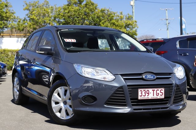 Used Ford Focus LW MkII Ambiente PwrShift Mount Gravatt, 2013 Ford Focus LW MkII Ambiente PwrShift Blue 6 Speed Sports Automatic Dual Clutch Hatchback