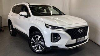 2020 Hyundai Santa Fe TM.2 MY20 Active X White 8 Speed Sports Automatic Wagon.
