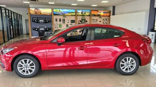 2015 Mazda 3 BM5278 Neo SKYACTIV-Drive Red 6 Speed Sports Automatic Sedan.