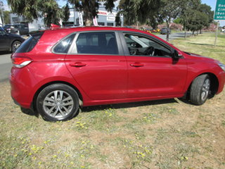 2017 Hyundai i30 PD Active Red 6 Speed Auto Sequential Hatchback