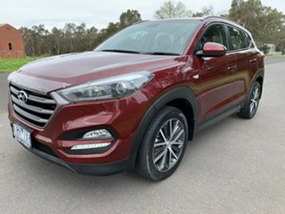2016 Hyundai Tucson TL Active X Red Sports Automatic Wagon.