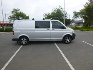 2008 Volkswagen Transporter T5 Crewvan Silver Manual Van