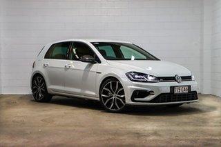 2017 Volkswagen Golf 7.5 MY18 R DSG 4MOTION Wolfsburg Edition White 7 Speed.