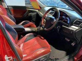 2007 TRD Aurion GSV40R 3500S Red 6 Speed Sports Automatic Sedan