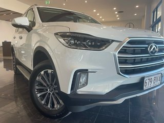 2020 LDV D90 SV9A MY19 Executive Blanc White 6 Speed Sports Automatic Wagon.