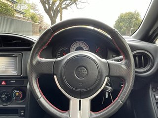 2016 Toyota 86 ZN6 GT Orange 6 Speed Sports Automatic Coupe