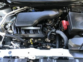 2017 Nissan Qashqai J11 ST Silver 1 Speed Constant Variable Wagon