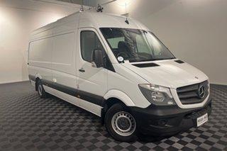 2015 Mercedes-Benz Sprinter NCV3 313CDI High Roof LWB 7G-Tronic White 7 speed Automatic Van.