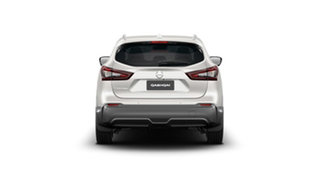 2021 Nissan Qashqai J11 Series 3 ST-L Ivory Pearl 6 Speed Automatic SUV