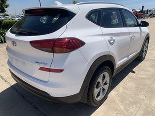 2019 Hyundai Tucson TL3 MY19 Go AWD White/170619 8 Speed Sports Automatic Wagon.