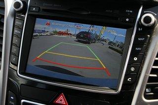 2013 Hyundai i30 GD MY14 Elite Silver 6 Speed Sports Automatic Hatchback