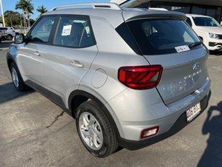 2021 Hyundai Venue QX.V3 MY21 Active Silver 6 Speed Automatic Wagon