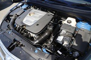 2010 Holden Cruze JG CD Blue 6 Speed Sports Automatic Sedan