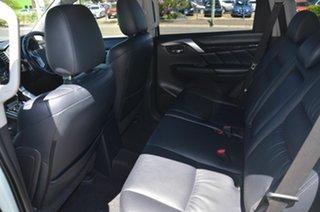 2016 Mitsubishi Pajero Sport QE GLS (4x4) White 8 Speed Automatic Wagon
