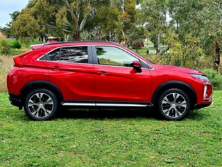 2018 Mitsubishi Eclipse Cross YA MY19 Exceed 2WD Red Diamond 8 Speed Constant Variable Wagon