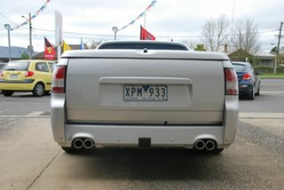 2008 Holden Commodore VE MY09.5 SV6 Grey 5 Speed Automatic Utility