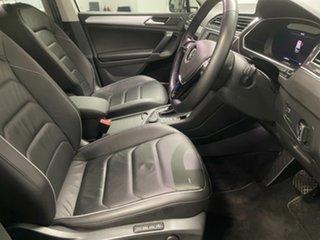 2016 Volkswagen Tiguan 5N MY17 132TSI DSG 4MOTION Comfortline Pure White 7 Speed