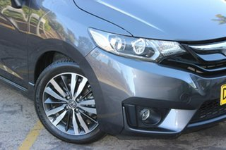 2016 Honda Jazz GF MY16 VTi-L Grey 1 Speed Constant Variable Hatchback.