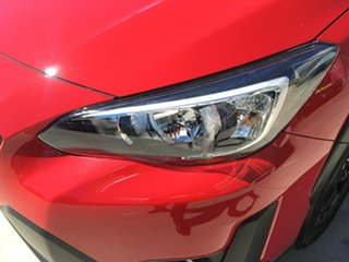 2021 Subaru XV G5X MY21 2.0i-L Lineartronic AWD Pure Red 7 Speed Constant Variable Wagon.