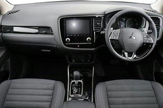 2021 Mitsubishi Outlander ZL MY21 LS AWD Black 6 Speed Sports Automatic Wagon.