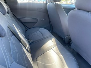 2012 Holden Barina Spark MJ MY12 CD Silver 5 Speed Manual Hatchback