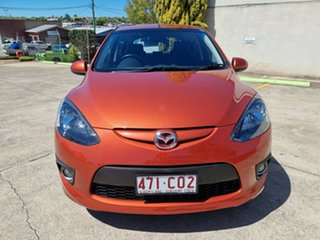 2008 Mazda 2 DE10Y1 Genki 4 Speed Automatic Hatchback
